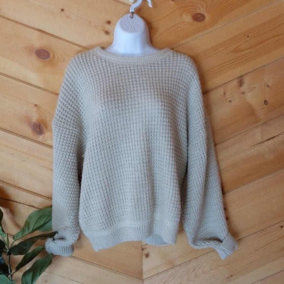 David Taylor Sweaters Chunky Knit Sweater Poshmark